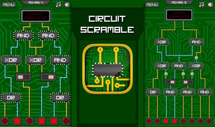circuit-scramble