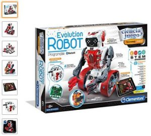 evolution-robot