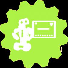 Icono Aprender robótica